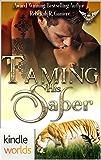 Paranormal Dating Agency: Taming his Saber (Kindle Worlds Novella)