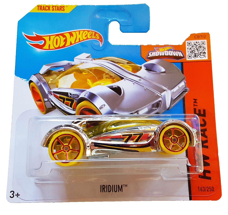 Hot Wheels - HW Race 163 250 - Iridium Card on Short Card Iridium by Mattel 8519c3
