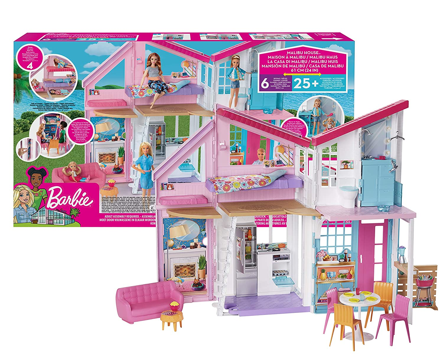The 10 Best Barbie House In Affordable In 2020