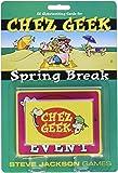 Chez Geek Spring Break Game