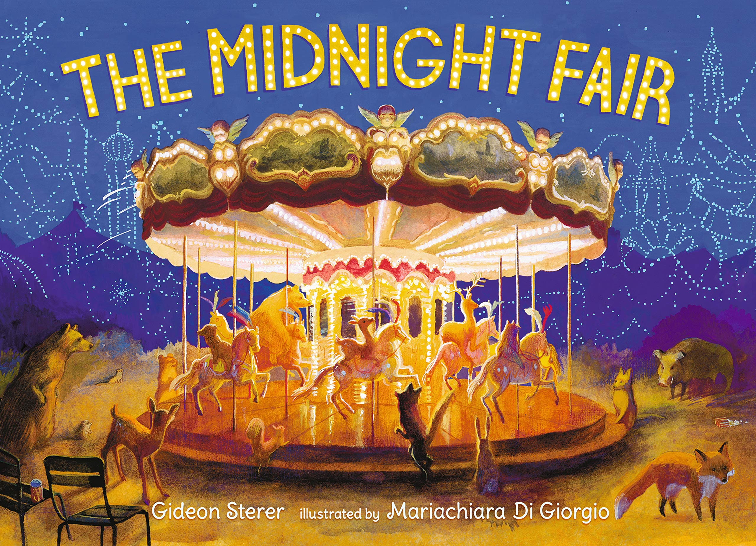 The Midnight Fair: Sterer, Gideon, Di Giorgio, Mariachiara: 9781536211153:  Amazon.com: Books