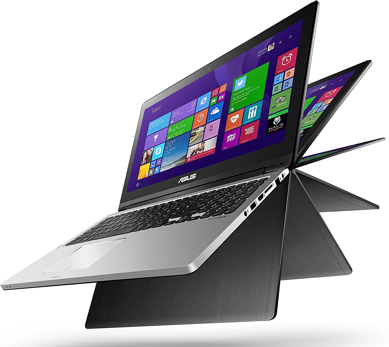 ASUS Transformer Book Flip TP300LA Signature Edition Laptop Intel Core i5-4210U 8GB RAM / 500GB HDD / 13.3