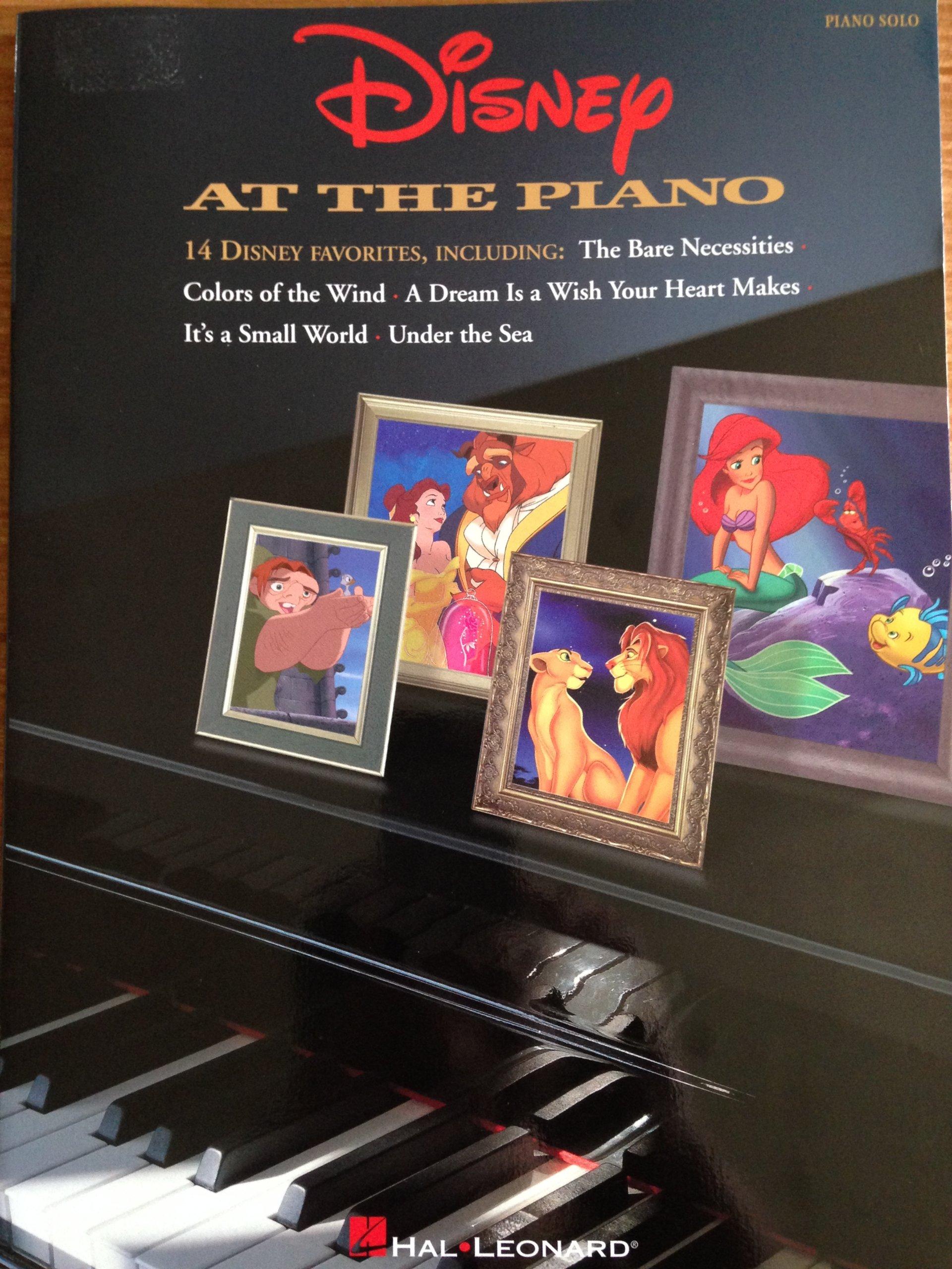 Disney At the Piano PDF