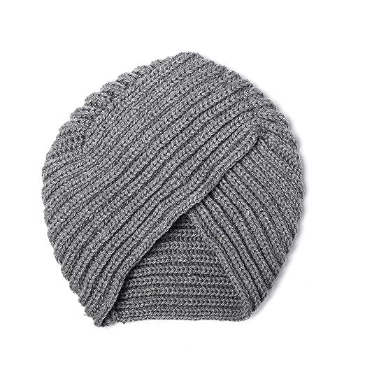 Amazon.com  Born to Love-Girl Turban Beanie hat Photo Props (2-5 ... d12e579a7ca