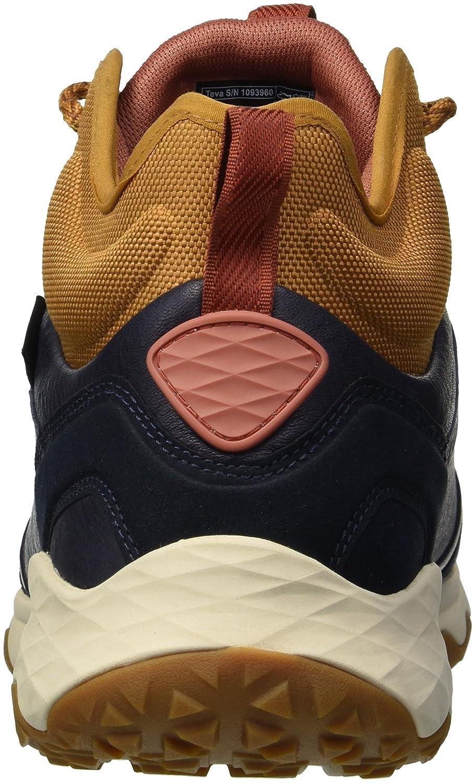 3c17c0f9b Teva Men s s M Arrowood 2 Mid Wp High Rise Hiking Shoes  Amazon.co.uk  Shoes    Bags