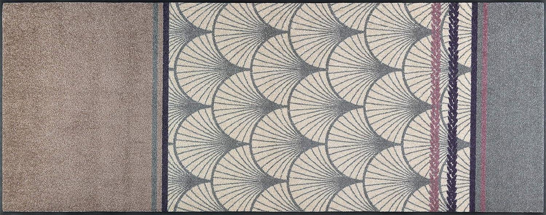 Wash + Dry Design, tappetino in nylon, multicolore, 75/190