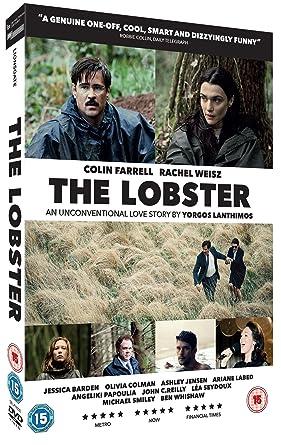 Amazon com: The Lobster [DVD]: Roger Ashton-Griffiths