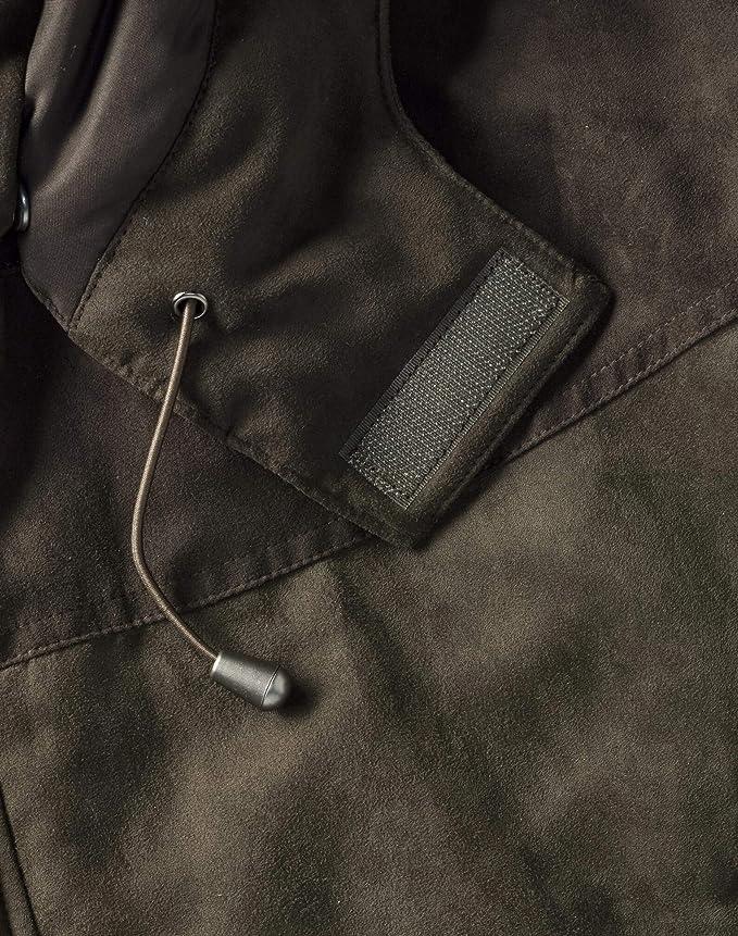 compatible avec le pantalon de si/ège Core Wald /& Forst Core Veste de chasse pour homme Vert