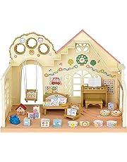 SYLVANIAN FAMILIES Forest Nursery Mini Muñecas y Accesorios Epoch para Imaginar 5100
