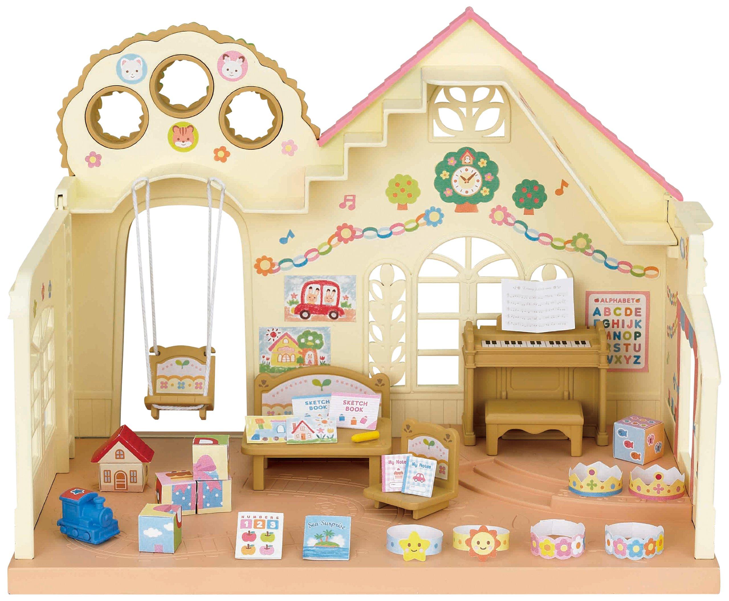 SYLVANIAN FAMILIES Forest Nursery Mini Muñecas y Accesorios Epoch para Imaginar 5100 product image