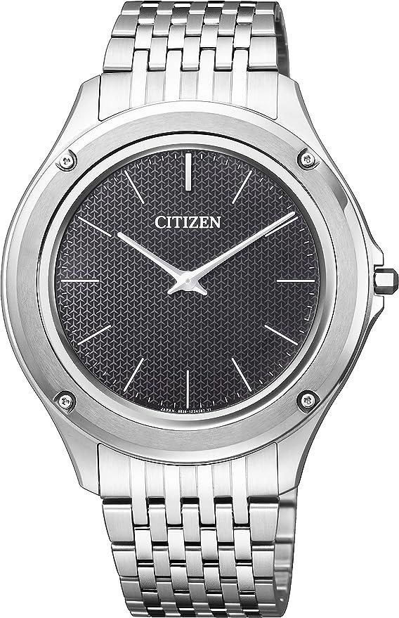 [シチズン] 腕時計 エコ・ドライブ ワン フラッグシップモデル AR5000-50E シルバー