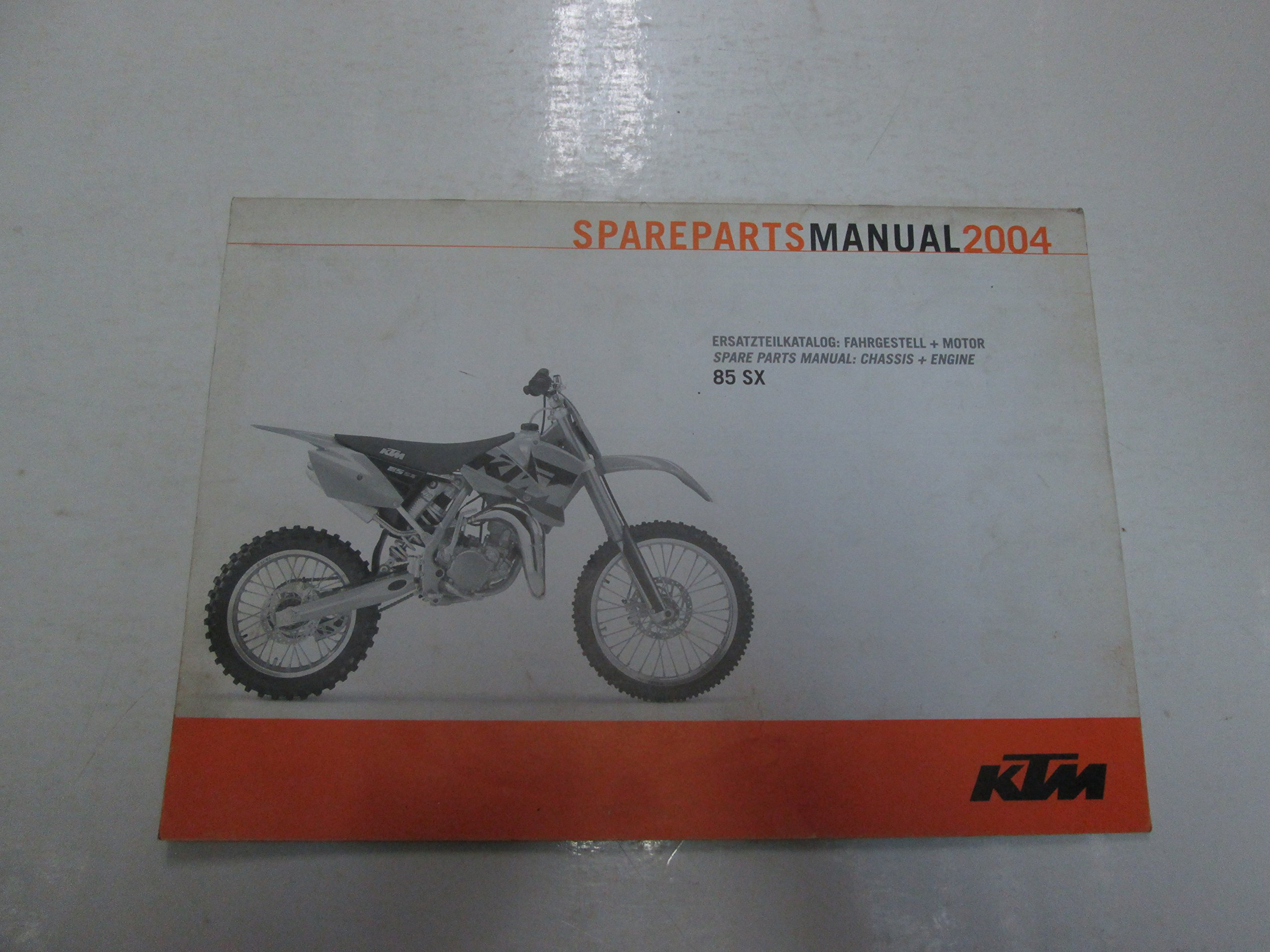 ktm 85 sx repair manual
