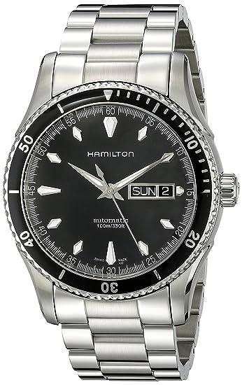 Hamilton Jazzmaster H37565131 Reloj para hombres Diseño Clásico: Amazon.es: Relojes