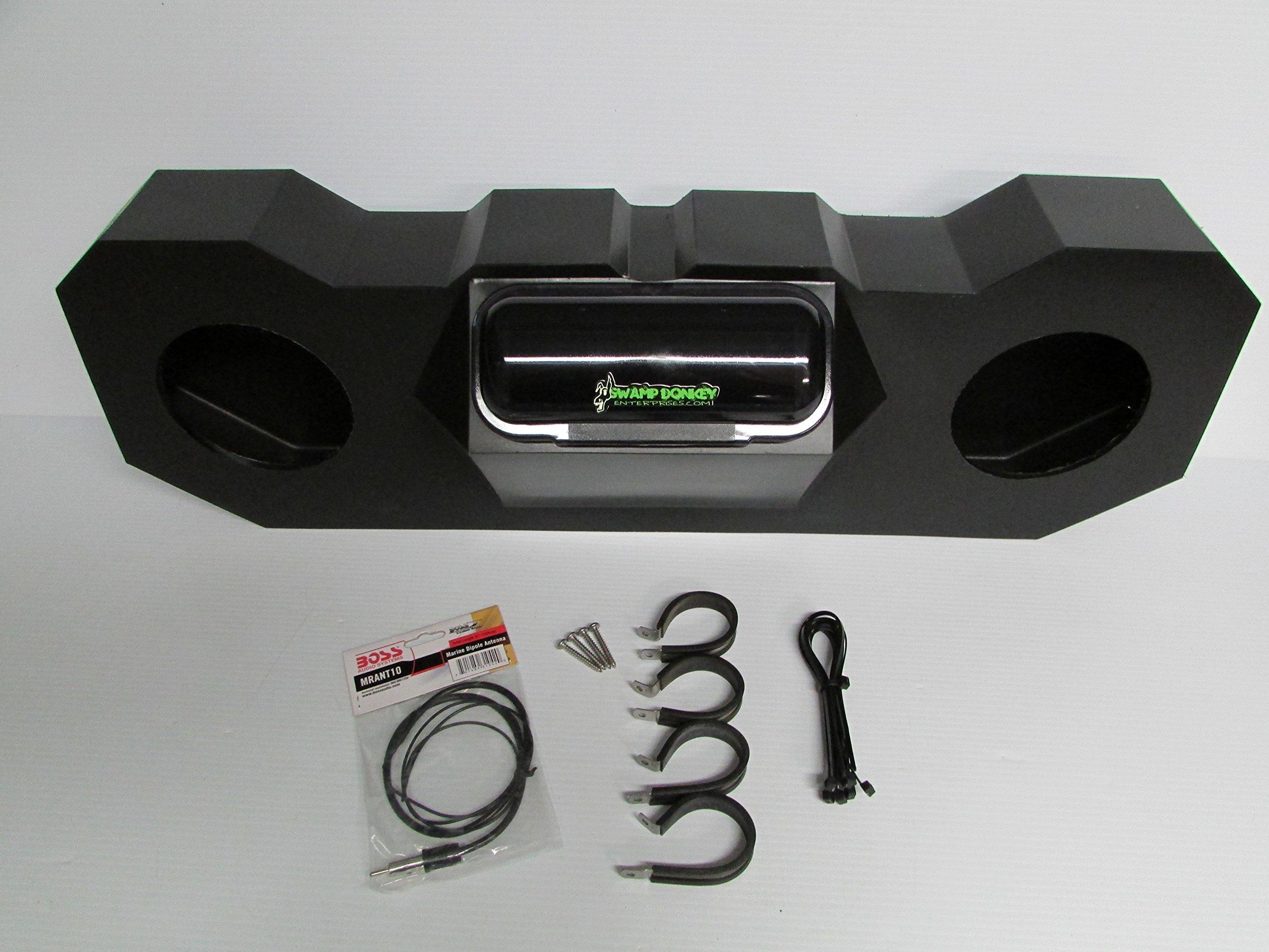 SD 1K24E -Polaris RZR Stereo System Box Empty UTV Side by Side