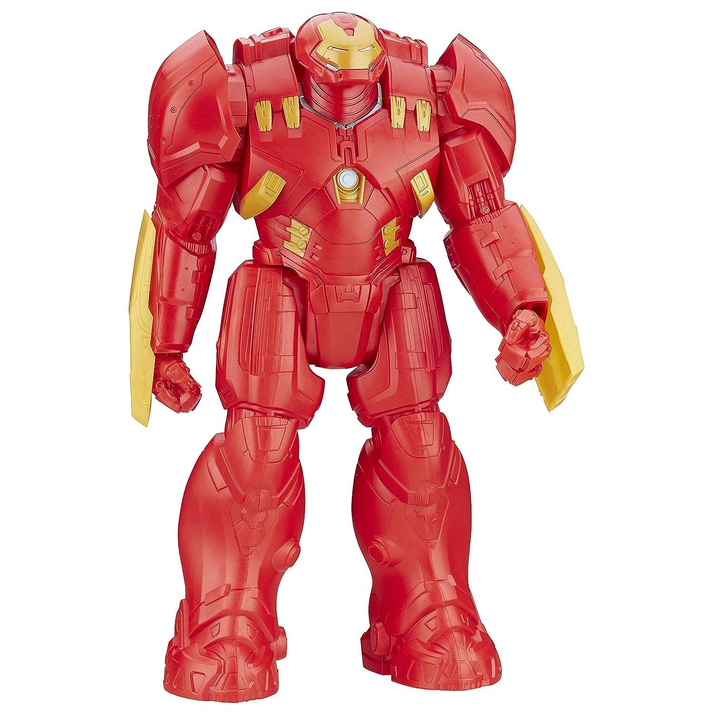 Marvel Avengers - B6496 - Avengers Figurine Titan 30 Cm Hulkbuster Hasbro B6496EU60