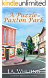 A Puzzle in Paxton Park (A Paxton Park Mystery Book 3)