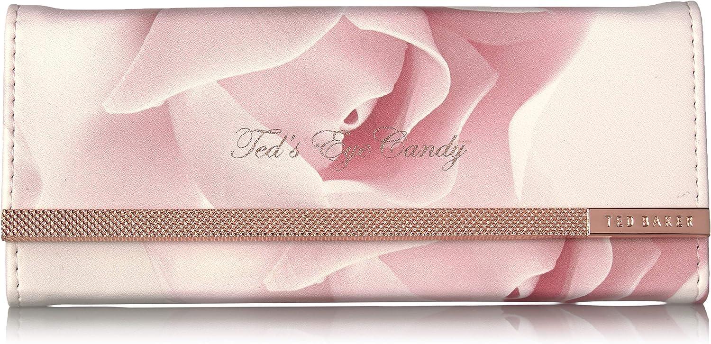 Ted Baker - Funda para gafas de sol, diseño de rosa: Amazon.es: Equipaje