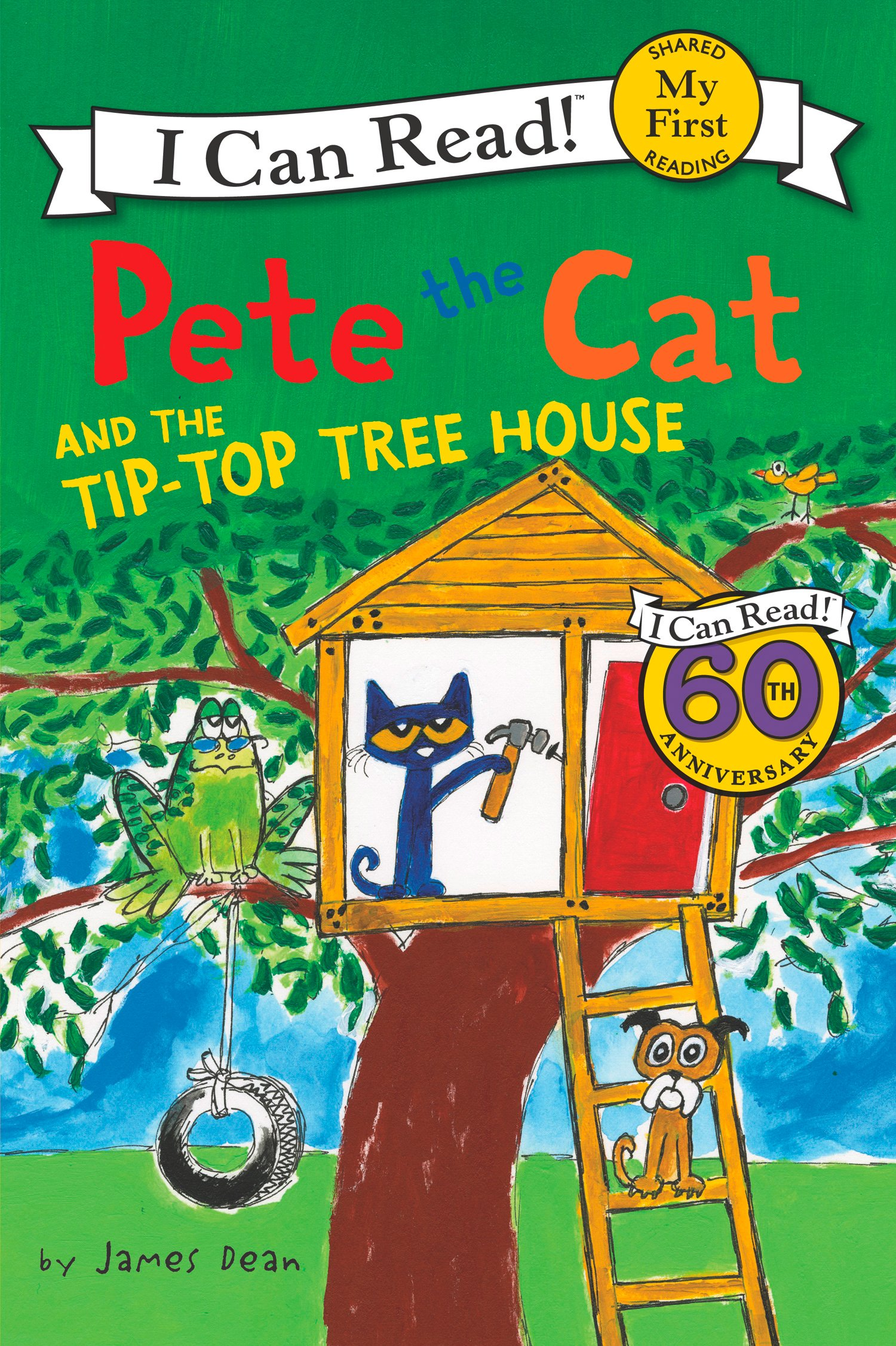 Pete Tip Top Tree House First