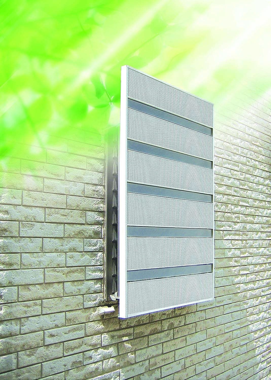 サンシャインウォール W-03 (幅88.0cm×高さ125.8cm) ホワイト B01HCJXR6U 22866 ホワイト 幅88.0cm×高さ125.8cm ホワイト 幅88.0cm×高さ125.8cm