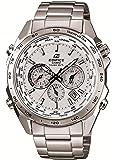 [カシオ]CASIO 腕時計 EDIFICE エディフィス 世界6局電波対応 Multiband6 マルチバンド6 ソーラークロノグラフウォッチ EQW-T610D-7AJF メンズ