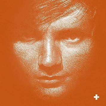 ed sheeran orange colored vinyl amazon com music
