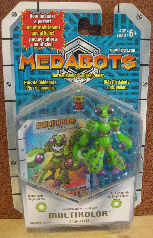 Amazon.com: MEDABOTS - MULTIKOLOR FIGURE (CMO-31315 ...