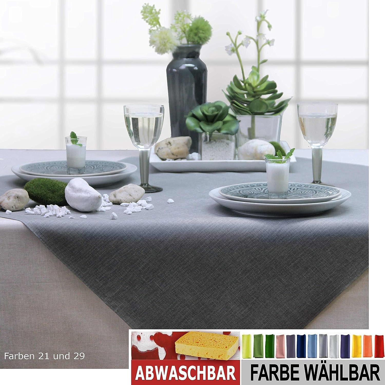 Sander Tischdecke BISTRO ALLEGRO abwaschbar 100% Baumwolle Baumwolle Baumwolle Farben und Größen wählbar (29 - ecru, 135 x 170) f9161e