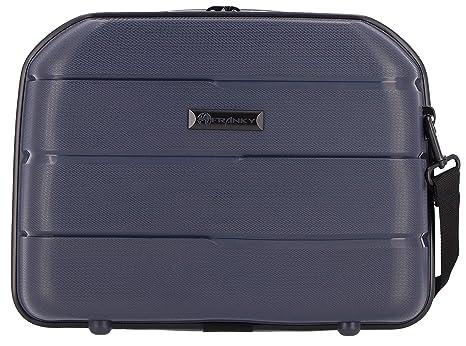 ca50e8b1be5 Franky Dallas Hartschalen Beautycase 35 cm: Amazon.de: Koffer ...