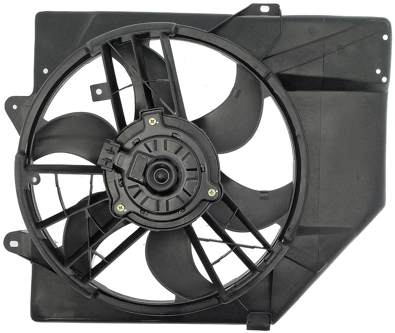 Dorman 620-114 Radiator Fan Assembly