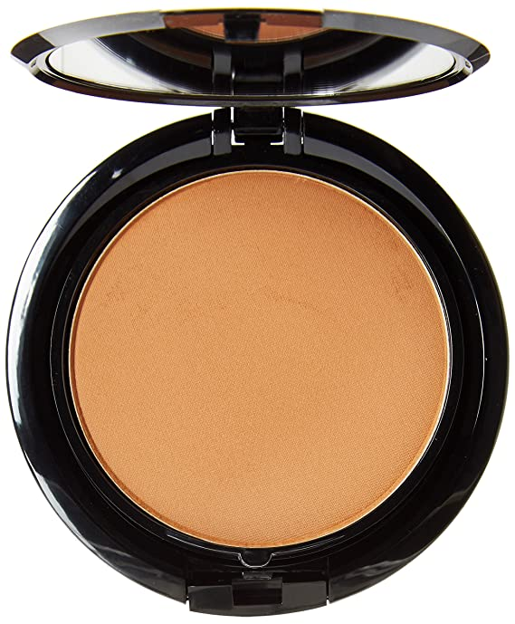 NYX Stay Matte But Not Flat Powder Foundation - Cocoa: Amazon.es: Belleza