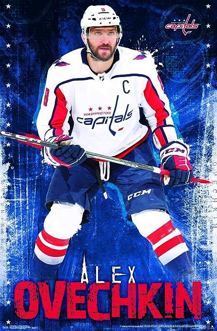 640468abb93 Amazon.com  Trends International Washington Capitals - Alex Ovechkin Wall  Poster 22.375