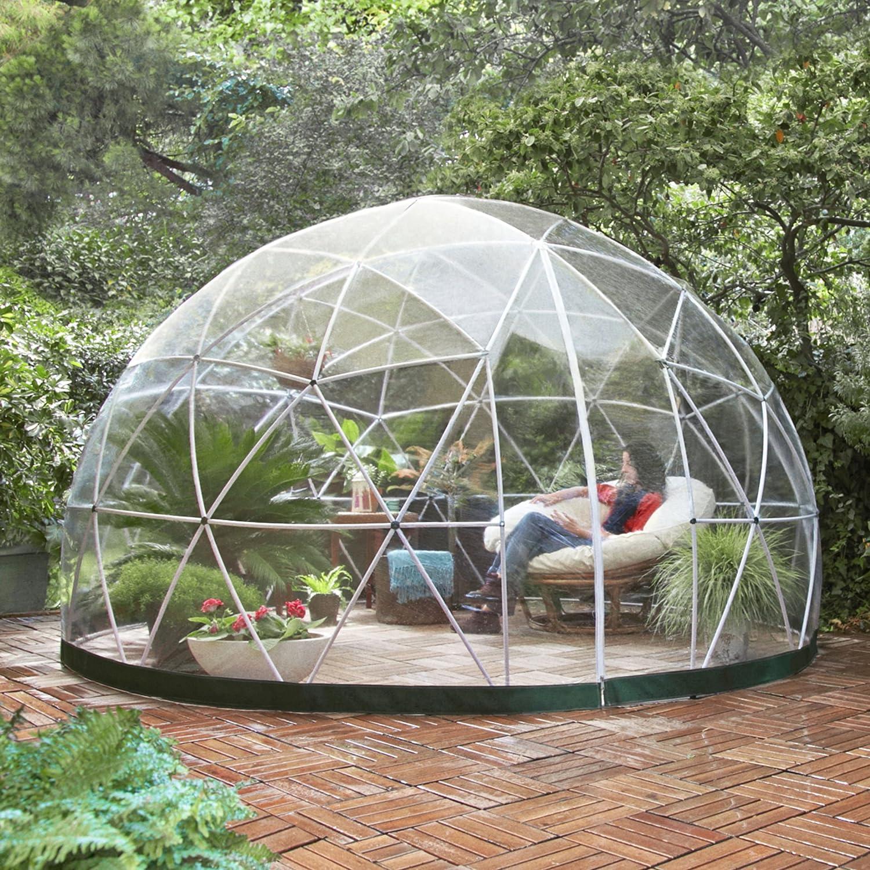 Garden Igloo/ /Jard/ín de Invierno transl/úcido 360/x 360/x 220/cm