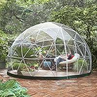 Garden Igloo–Jardín de Invierno translúcido 360x 360x 220cm