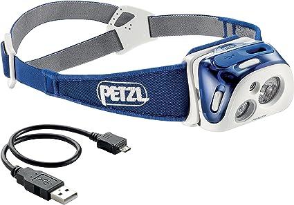 Bleu uni PETZL Mixte Adulte Connect Adjust