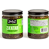 Zesty Z, Mediterranean Za'atar Spread & Condiment, 7.5 oz (Pack of 2)