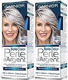 Garnier - Belle Color - Perle d'Argent - Crème déjaunisseur éclat cheveux
