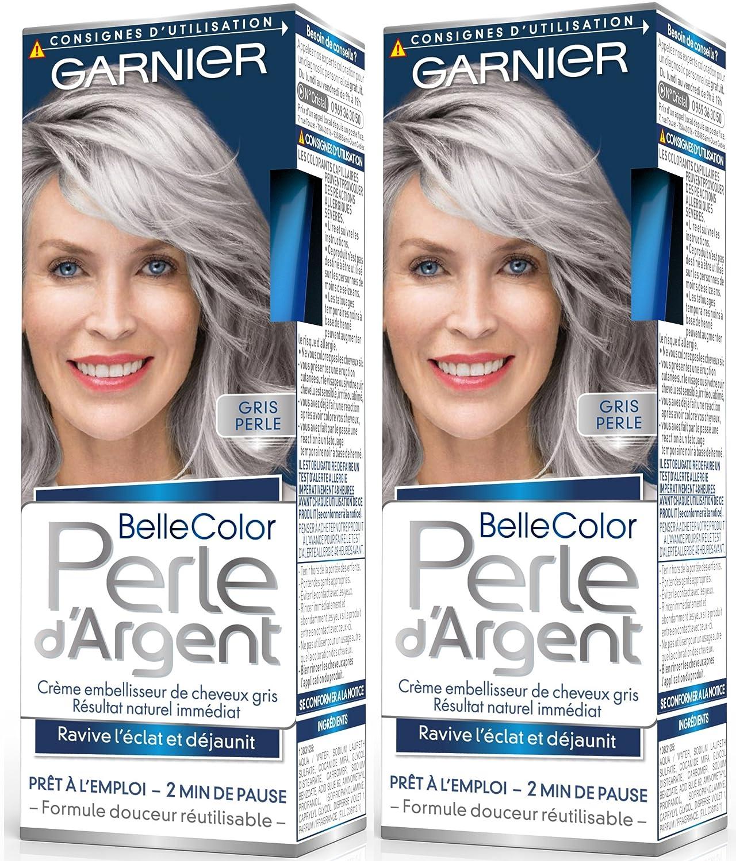 Teindre cheveux gris naturellement