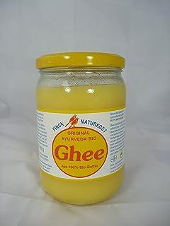 Finck Alimentos Orgánicos - ghee ayurvédica Orgánica, 480g