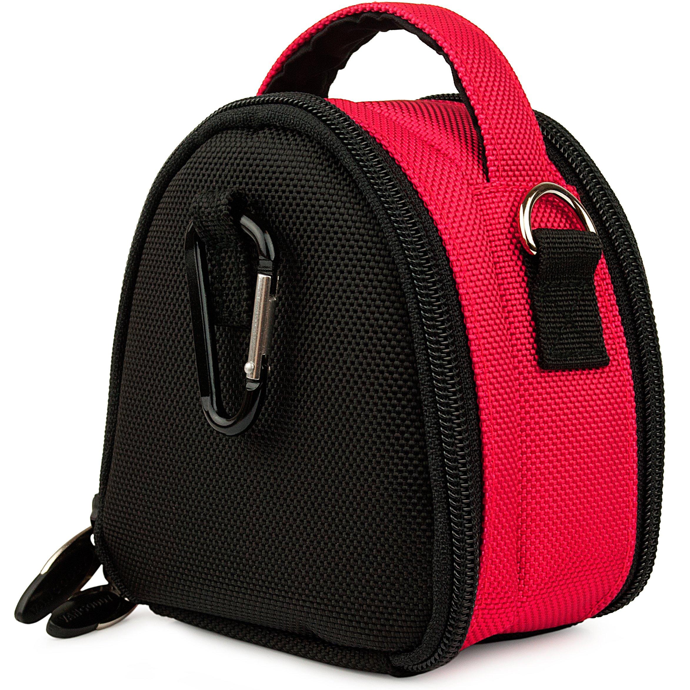 Mini Laurel Handbag Pouch Case for Fujifilm FinePix T500 Digital Camera