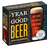 Image for Year of Good Beer Page-A-Day Calendar 2020