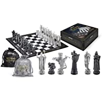 Deals on The Noble Collection Harry Potter Wizard Chess Set