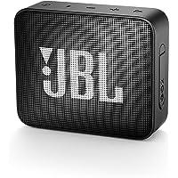 JBL GO 2 - Altavoz inalámbrico portátil con Bluetooth, parlante resistente al agua (IPX7), JBL Connect+, hasta 5h de reproducción con sonido de alta fidelidad