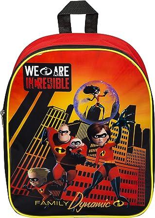 "Kids Incredibles 2 Backpack 15/"" Jack Jack Dash Violet Elastigirl"