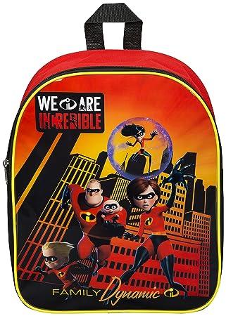 Incredibles 2 School Bag for Boys Rucksack Kids Film Merchandise Toddler  Backpack Disney Movies fe4fc21052264