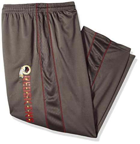 aab133d8 Amazon.com : NFL Mens Redskins Matching Poly Pant : Sports & Outdoors