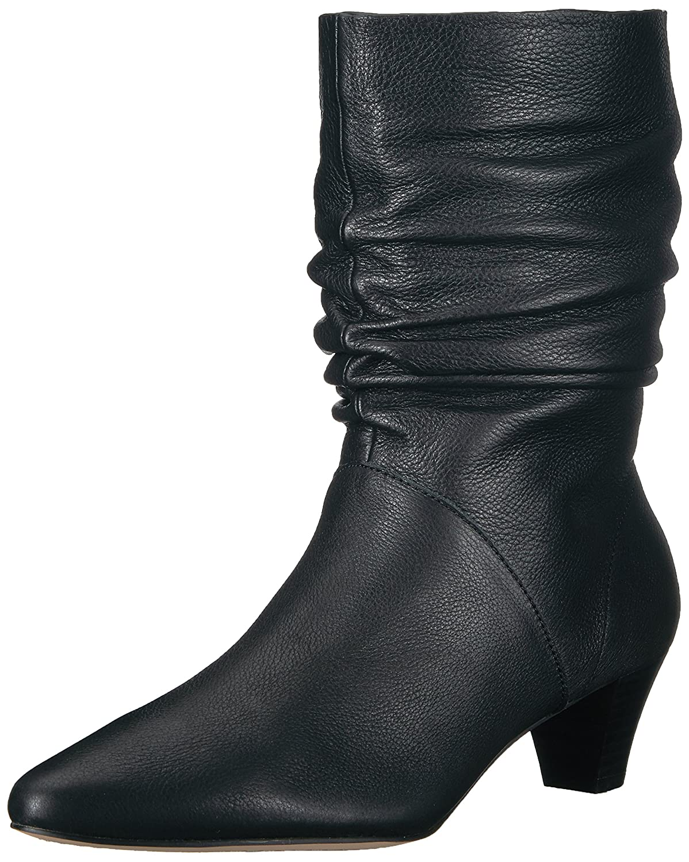 SplendidHome Women's Nica Western Boot B078HRXYQG 7 M US|Black