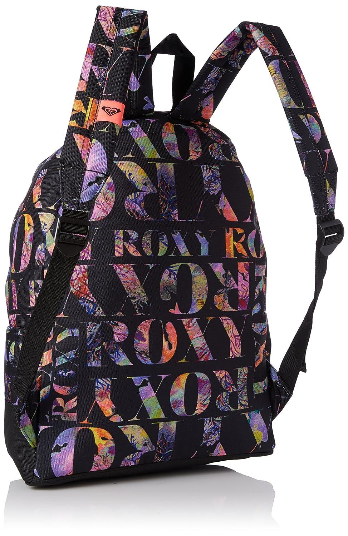 Roxy Sugar Baby - Mochila casual, color negro, 16 litros, 40 cm: Amazon.es: Zapatos y complementos