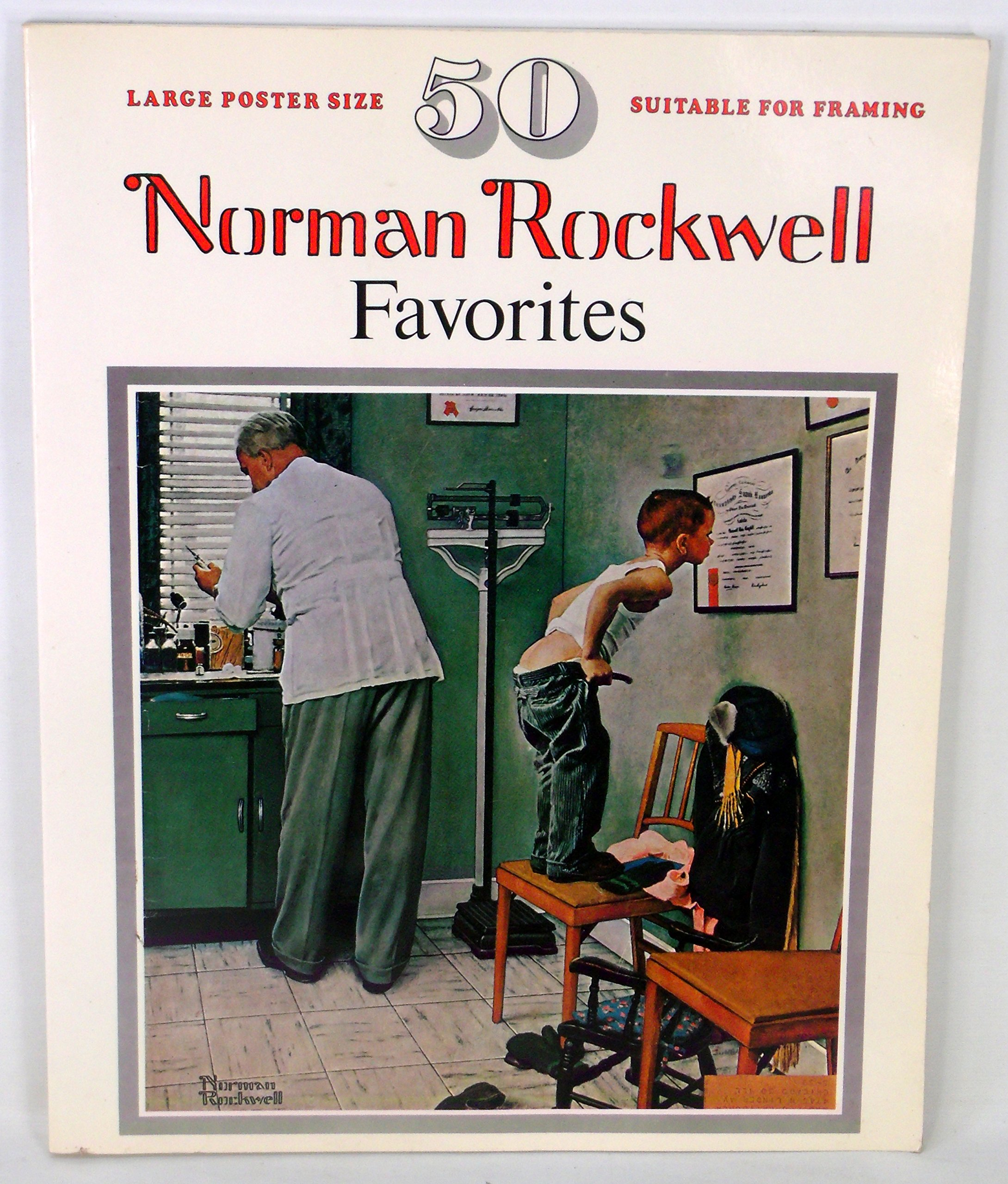 50 Norman Rockwell Favorites Norman Rockwell