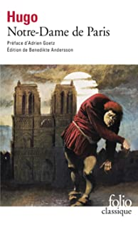 Amazon classic literary adaptations le bossu de notre dame notre dame de paris folio gallimard french edition fandeluxe Images