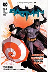 Batman Vol. 9: The Tyrant Wing Paperback